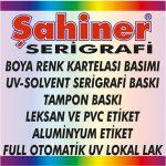 serigrafi - tampon baskı hizmetleri